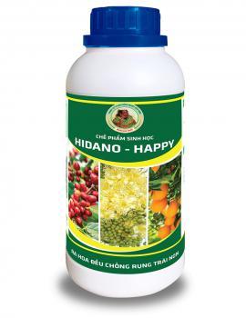 HIDANO – HAPPY ra hoa đều chống rụng trái non